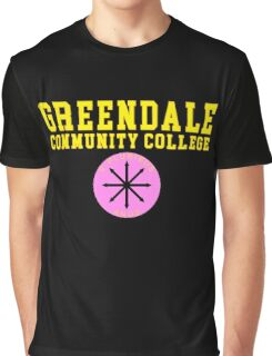 Community - Greendale Community College Graphic T-Shirt