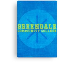 Community - Greendale Community College Canvas Print