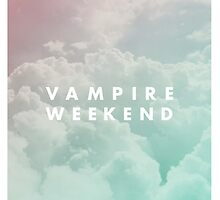 Vampire Weekend III by noeyt
