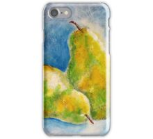 Two Pears I iPhone Case/Skin