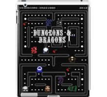 PAC & DRAGONS iPad Case/Skin