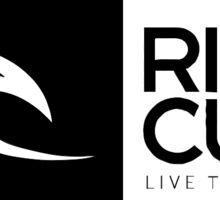 Rip Curl Logo Sticker