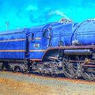 R711 steams in Bendigo by shaynetwright