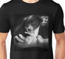 Held Safe in Gentle hands Unisex T-Shirt