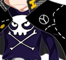 Persona Q Kanji Tatsumi Sticker