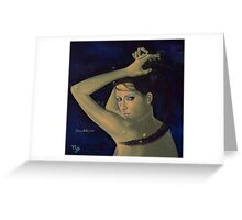 """Capricorn""...from ""Zodiac signs"" series Greeting Card"