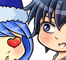 Fairy Tail - Gruvia Sticker