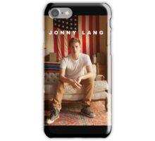 SIHALANG03 Jonny Lang Tour 2016 iPhone Case/Skin