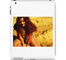 Girl in the Dunes iPad Case/Skin