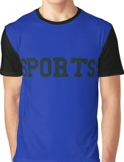 Sports Graphic T-Shirt