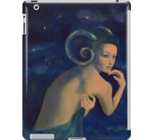 """Aries""...from ""Zodiac signs"" series iPad Case/Skin"