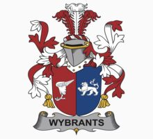 Wybrants Coat of Arms (Irish) by coatsofarms