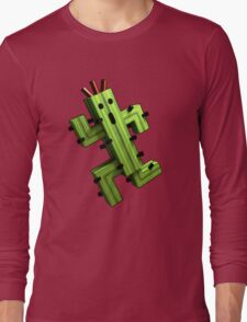 Cactuar Craft Long Sleeve T-Shirt