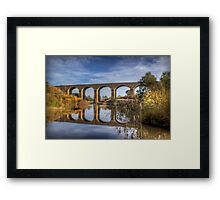 Malmsbury bridge Framed Print