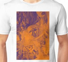 In the shadow of your heart, 120-80cm, 2016, oil on canvas Unisex T-Shirt