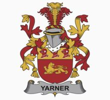 Yarner Coat of Arms (Irish) by coatsofarms