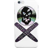 DISC PIRATE iPhone Case/Skin