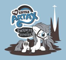 My Little Artax by SwanStarDesigns