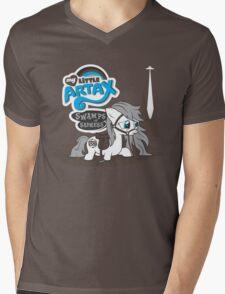 My Little Artax Mens V-Neck T-Shirt