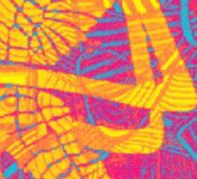 INFRARED SEAHORSE DESIGN Sticker