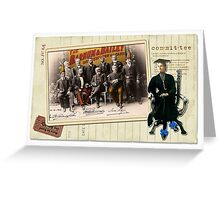 Committee Greeting Card