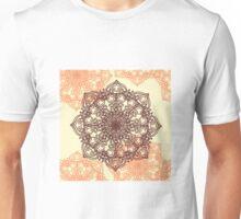 Lacy Mandala  Unisex T-Shirt