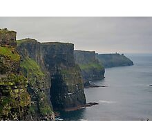 Cliffs of Moher, County Clare, Ireland 2 Photographic Print