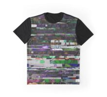 Kira Manning - Orphan Glitched Graphic T-Shirt