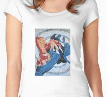 'Euphoria'~2014 by Denise Vieira Women's Fitted Scoop T-Shirt
