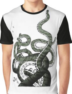 Octopus Tentacles Graphic T-Shirt