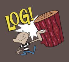 Log! Baby Tee