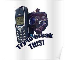 Nokia Braum, Best Braum! Poster