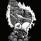 Leaellynasaura by irimali