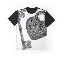Key to My Heart Graphic T-Shirt