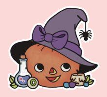 Pumpkin Spice Spell One Piece - Short Sleeve
