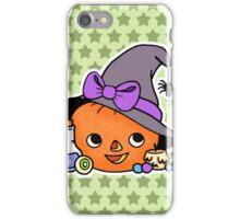 Pumpkin Spice Spell iPhone Case/Skin