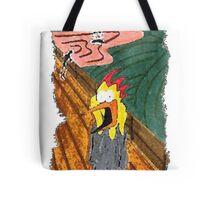 CHOOK SCREAM Tote Bag