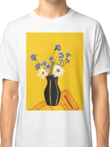 Bright flower bouquet Classic T-Shirt