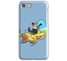 A magnificent creature iPhone Case/Skin