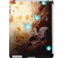 Spooky Forest and Fairy iPad Case/Skin