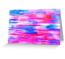 Watercolor texture, background, tie dyed. Greeting Card
