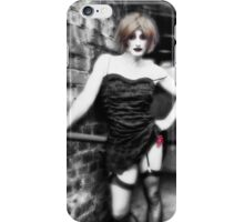 Subway Whore. iPhone Case/Skin