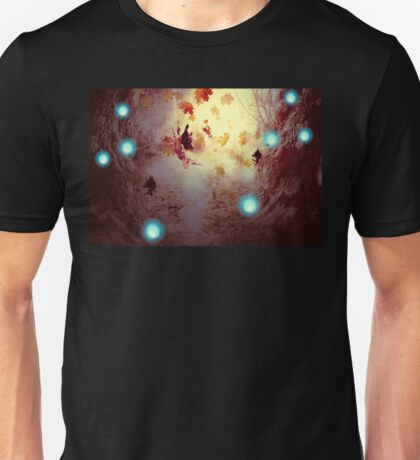Spooky Forest and Fairy 2 Unisex T-Shirt
