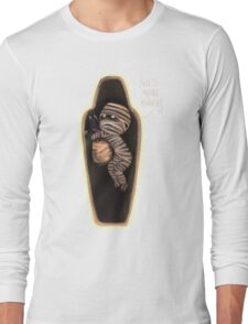 MUMMY MONDAY Long Sleeve T-Shirt