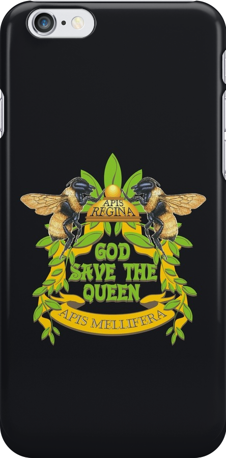 God Save the Queen by himmstudios