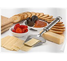 Cheese Slicer Poster