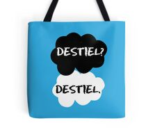 Destiel - TFIOS Tote Bag