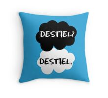 Destiel - TFIOS Throw Pillow