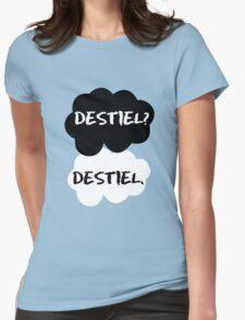 Destiel - TFIOS Womens Fitted T-Shirt