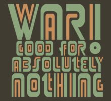 War! Retro by himmstudios